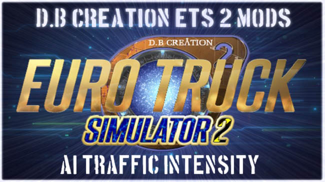 Мод AI Traffic Mod: AI Essentials v1.0 для ETS 2 (1.35.x)