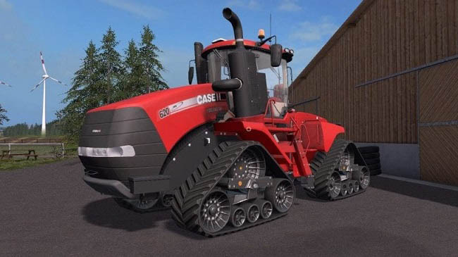 Мод Case IH Quadtrac v1.0.0.0 для FS19