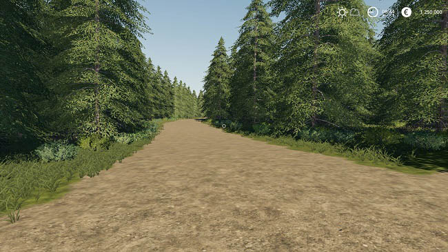 Карта Boulder Canyon Logging Map v1.0 для FS19 (1.1.0.0)