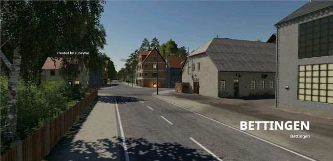 Карта Bettingen Map v1.0.3 для FS19 (1.2.x)