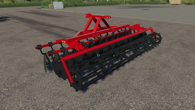 Мод Metalfach U741 and U741/1 v1.0 для FS19 (1.2.x)