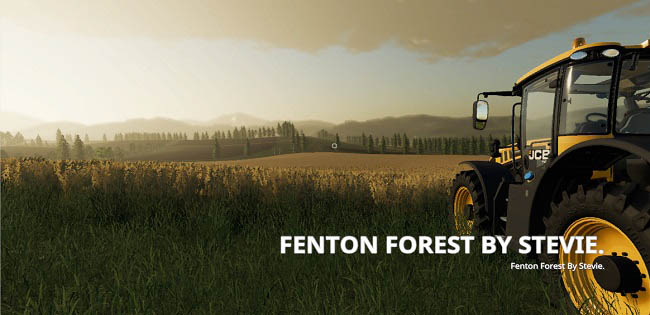 Мод Fenton Forest by Stevie v1.42 Update 9 для FS19 (1.4.x)