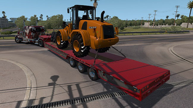 Мод Trailking Dovetail Ownable для ATS (1.33.x)