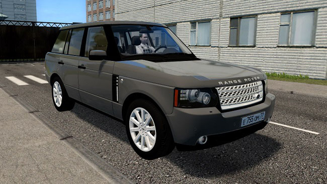 Мод Range Rover LR 2012 для City Car Driving (1.5.9)
