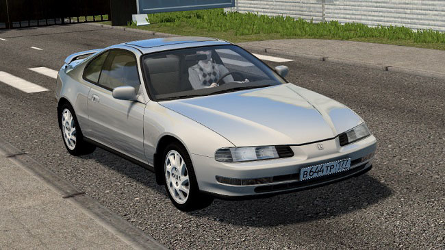 Мод Honda Prelude 2.2 Si VTEC 1994 для City Car Driving (1.5.7)