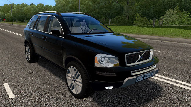 Мод Volvo XC90 для City Car Driving (1.5.9)