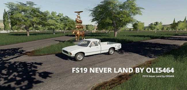 Мод Never Land by Oli5464 v2.0 для FS19 (1.3.x)