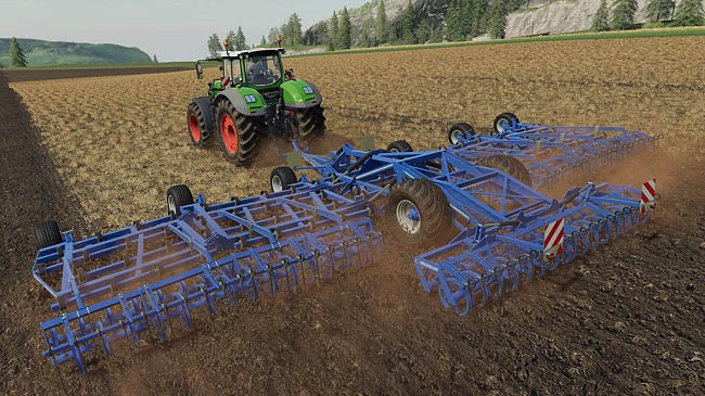 Мод Kockerling Allrounder v1.0.0.0 для FS19 (1.3.x)