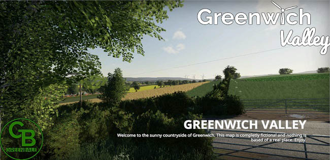 Мод Greenwich Valley v1.1.0.0 для FS19 (1.4.x)