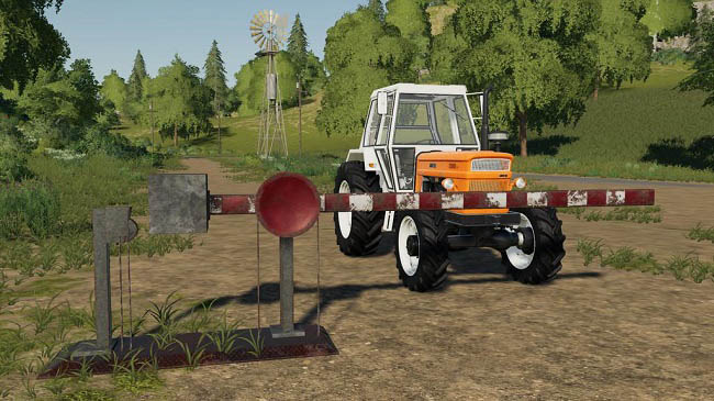 Мод Metal Barrier Pack v1.0.0.0 для FS19 (1.4.x)