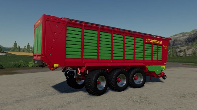 Мод Strautmann Magnon 560 DO v1.0.0.0 для FS19 (1.4.x)