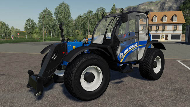 Мод New holland LM7 42 & TH7 42 v1.0 для FS19 (1.5.x)