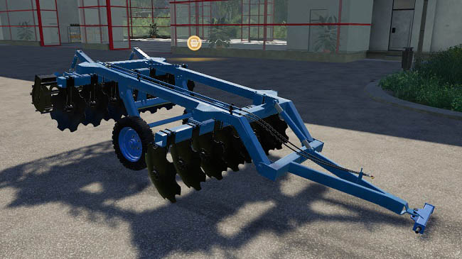 Мод БДФП-2.4 v1.0.0.0 для Farming Simulator 19 (1.5.x)