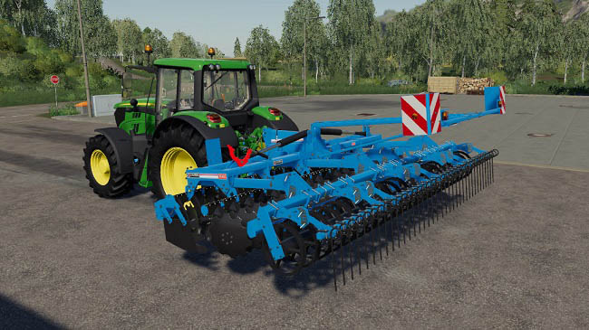 Мод Carre Xenos Pack v1.0.0.0 для FS19 (1.5.x)