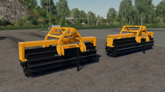 Мод Dondi RT Series v1.0.0.0 для FS19 (1.5.x)