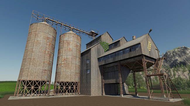 Farming simulator 2019 моды элеватор ооо брусника конвейер производства